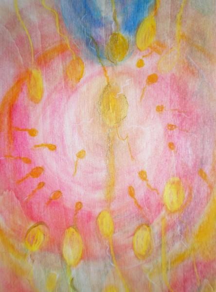 Goldener Samen